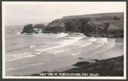 Half Tide At Porthcothan Bay, Cornwall, C.1950s - Chapman RP Postcard - Other