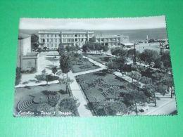 Cartolina Cattolica - Parco I Maggio 1957 - Rimini