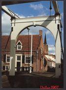 Heerengracht Hasselt (ov ) , Gemeente Zwartewaterland,  Used  See The 2  Scans For Condition.( Originalscan !!! ) - Nederland