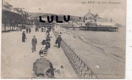 DEPT 06 : édit. Arnaud A Villefranche Sur Mer N° 248 : Nice La Jetée Promenade - Autres