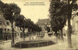 MONTBELIARD / STATUE DENFERT-ROCHEVEAU / A 25 - Montbéliard
