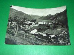 Cartolina Pian Dei Pradi ( Trento ) - Panorama 1965 - Trento