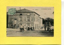 MILLERY / ARDT NANCY  1902  DEVANTURE COMMERCE / SELECTION LORRAINE ILLUSTREE  CIRC OUI EDITION P HELMLINGER & CIE - France
