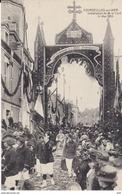 COURSEULLES SUR MER INSTALLATION DE M. LE CURE 1ER MAI 1910 - Courseulles-sur-Mer
