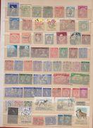 Monde / Lot De Timbres - Stamps