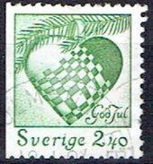 SWEDEN # FROM 1993 STAMPWORLD 1723 - Suède