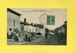 LOISY / ARDT PONT A MOUSSON 1910  / RTE DE DIEULOUARD/ SELECTION LORRAINE ILLUSTREE  CIRC OUI EDITION - Luneville