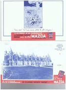 Buvard  Mazda  Josselin  Chateau 8 6 - Banca & Assicurazione