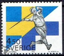 SWEDEN # FROM 1994 STAMPWORLD 1767Ch - Sweden