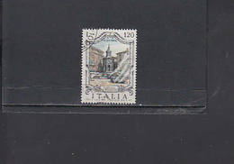 ITALIA  1979 - Sassone  1473° -  Fontane - Arte - Acqui Terme - 1971-80: Oblitérés