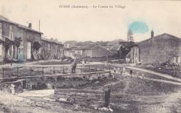 FOSSE LE CENTRE DU VILLAGE - Autres Communes