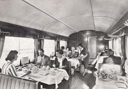 TRANSPORT - Railway Equipment - DSG - Das Rollende Hotel - Innenansicht Eines TEE-Speisewagens - Matériel