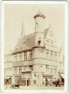 Foto/Photo. Gent/Gand. Maison Des Tisserands. 1894. - Fotos