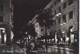 La Spezia - Via Chiodo - Notturno - H3517 - La Spezia
