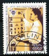 BERLIN 1969 Nr 344 Zentrisch Gestempelt X6399D2 - [5] Berlin