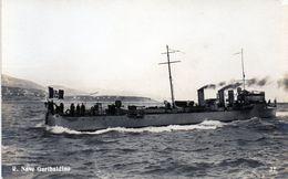 REGIA NAVE - GARIBALDINO - NON VIAGGIATA - Warships