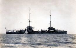 REGIA NAVE - DANTE ALIGHIERI - 2 - NON VIAGGIATA - Warships