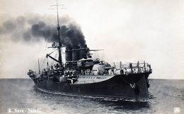 REGIA NAVE - NAPOLI - NON VIAGGIATA - Warships
