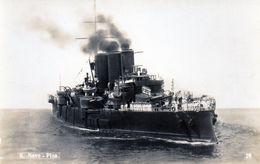 REGIA NAVE - PISA - 2 - NON VIAGGIATA - Warships