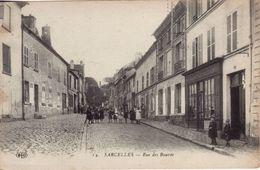SARCELLES Rue Des Bauves - Sarcelles