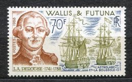 3014  - WALLIS Et FUTUNA  N°376 **  Bicentenaire De La Disparition De L'expédition De La Pérouse.         SUPERBE - Wallis Y Futuna