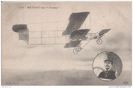 """Métrot Sur """"Voisin"""" - Aviateurs"""