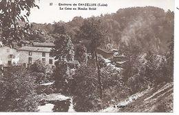 CHAZELLES-SUR-LYON - ( 42 ) - La Coise Au Moulin Brûlé - Unclassified