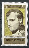 Rep. Arabe Du Yemen ** PA N° 107 - Napoléon - - Yemen