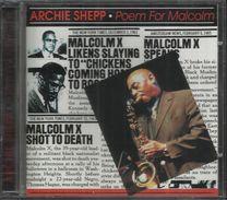 # CD: Archie Shepp, Poem For Malcolm (1969) - Jazz