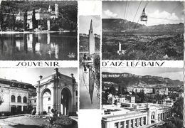 Souvenir D'AIX-LES-BAINS - Souvenir De...