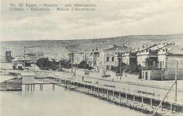 PIE-17-P.F. 3772  : CRIMEE THEODOSIE MAISON D AIVAZOWSKY - Ukraine