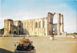 MAILLEZAIS - Abbaye Saint-Pierre - Maillezais