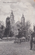 Nowo Alexandrowsk 1916 Feldpostkarte - Lithuania