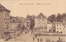 Hal Halle - Ingang Der Stad - ENtrée De La Ville (animatie) - Halle
