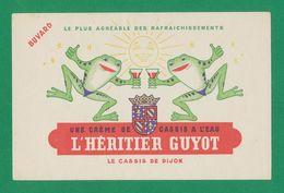 Buvard - L' HERITIER GUYOT - G