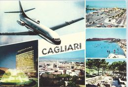 Cagliari - Vedutine - H3520 - Cagliari