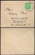 Germany - Deutsche Schiffspost, Deutsche - Afrika Linien, HAMBURG - AFRIKA  24.11.1936. - Briefe U. Dokumente