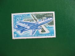 POLYNESIE YVERT POSTE AERIENNE N° 74 TIMBRE NEUF ** LUXE - MNH - SERIE COMPLETE - COTE 23,00 EUROS - Polynésie Française