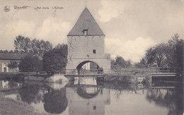 Weerde - Het Sluis - L'Ecluse (1911, Edition Maison Ch. Muyldermans) - Zemst