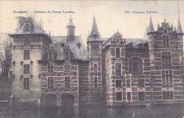 Humbeek - Château Du Baron Lunden (gkleurd, Edit. Plasmans) - Grimbergen