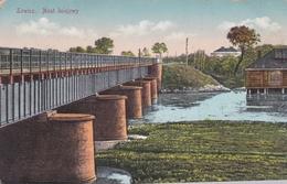 Lowicz Most Koiejowy 1917 - Pologne