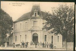 Hôtel Des Postes  (Facteurs) - Saint Palais