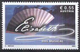 ÖSTERREICH 2003 Mi-Nr. 2448 ** MNH - 1945-.... 2ème République