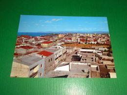 Cartolina Porto Torres - Panorama 1969 - Sassari