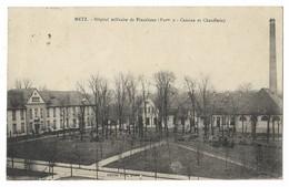 Metz Hôpital Militaire De Plantières Pav 2 Cuisine Et Chaufferie Queuleu - Metz