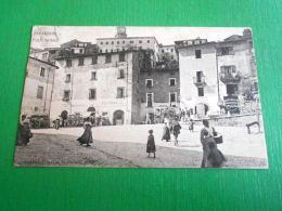 Cartolina Miramare Di Rimini - La Spiaggia 1961 - Rimini