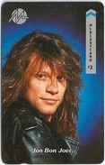 UK (Paytelco) - Jon Bon Jovi Rock N' Pop Stars 1PPSB - 21.784ex, Used - United Kingdom