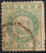 Stamp Japan  1888  25s Used   Lot#6 - Japan