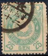 Stamp Japan  1888  25s Used   Lot#9 - Japan