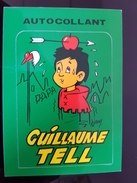 Guillaume Tell - OLD Postcard -- ARCH - Archer - Archery - Tir à L'Arc